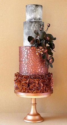 beautiful wedding cakes 2019 wedding cake gallery unique wedding cake designs we. Fancy Wedding Cakes, Beautiful Wedding Cakes, Wedding Cake Designs, Fancy Cakes, Wedding Cake Toppers, Wedding Themes, Wedding Colors, Lace Wedding, Artist Cake