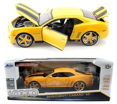 Camaro Custom Lopro 1:18 Die Cast-Chevy Mall