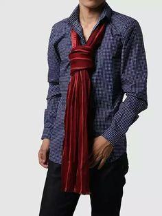 アルマーニエクスチェンジのマフラー Fashion, Moda, Fashion Styles, Fashion Illustrations