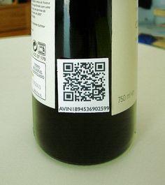 QR Code wine