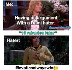 Lovatics always win