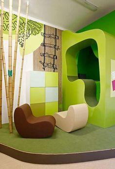 Interior Design Full Color Children Hospital (4)