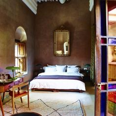 Best-dressed hotel: El Fenn, Marrakech, Morocco