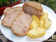 Polpettone di carne e ricotta al forno, è un salvacena ecezzionale; un procedimento molto facile e alla portata di tutti, con un ottimo risultato finale!