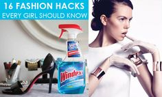 16 Fashion Hacks Every Girl Should Know By Heart from Opsh  http://blog.opsh.com/16-fashion-hacks-every-girl-should-know/