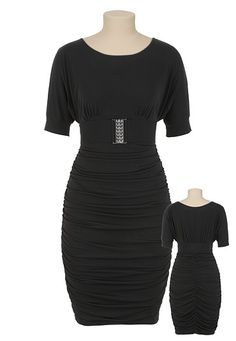 Not to brag, but this would look very good on me. Curvy.