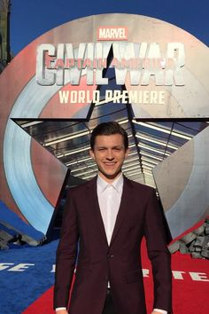 #TomHolland
