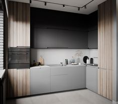 How to Create an Impressive Scandinavian Kitchen - Des Home Design Rustic Kitchen Design, Kitchen Room Design, Home Decor Kitchen, Interior Design Kitchen, Home Kitchens, Scandinavian Kitchen Cabinets, Small Living Room Furniture, European Kitchens, Küchen Design