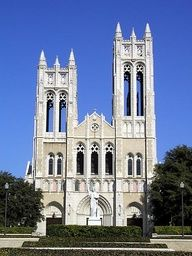 First United Methodist Church of Fort Worth. Absolutely gorgeous.