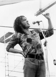 Joe Cocker. Woodstock. <3