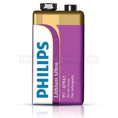 http://www.teknikproffset.se/Hemelektronik/Batterier--Laddare/Batterier/9V/Philips-Lithium-9V-6FR61LB1A10.htm