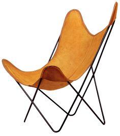 Cadeira Borboleta 1938 Design: Antonio Bonet, Jorge Ferrari Hardoy e Juan…