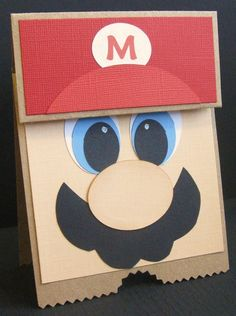 Mario Birthday Party Invitations  Set of 20  by ElvesInTheAttic, $74.95