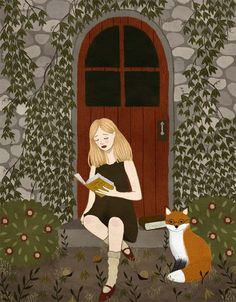 Annya Marttinen é uma ilustradora e designer do Canadá. Sua história com a arte começou ainda pequena, quando usou aquarela pela primeira vez – ela logo sabia qual seria sua carreira. Hoje trabalha como freelancer e ainda vende diversos produtos com seus desenhos, como cartões postais e marcadores de página. A maioria de seus trabalhos trazem garotas sonhadoras e bichinhos da floresta, como coelhos, gatos e raposas. Com uma vibe...
