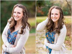 Holly Springs High School, Lauren K, Raleigh Senior Photography