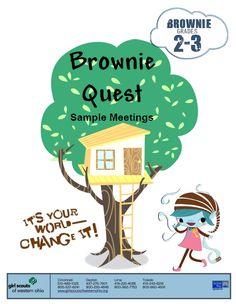 Western Ohio ~ sample meetings
