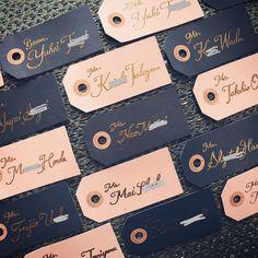 DIYしたくなる♪結婚式の席札デザインアイディアまとめ   みんなのウェディングニュース