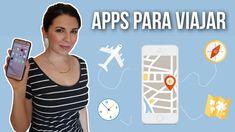 APPS PARA VIAJAR QUE NO PUEDEN FALTARTE | Ceci de Viaje Surf, Apps, Koh Tao, Instagram, Popular, Videos, Youtube, Packing Tips, Travel Tips