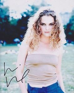 Keri Russell Autographed Signed 8X10 COA Photo