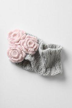 Anthropologie Inspired - Free Knit/Crochet Pattern. :)