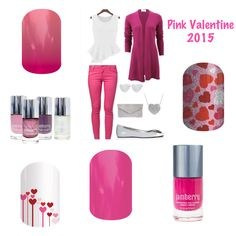 IN LOVE with the 2015 Jamberry Valentine collection! Get yours at chrissybusick.jamberrynails.net!