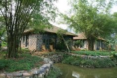 Being tired after a long and hard week at work, are you looking for a place to hide away on the weekend? What about staying close to nature on an oasis of tranquility in the countryside? Tam Coc Garden will be a great experience on your trip to Vietnam.   #Eco Friendly Accommodation #Eco Resort #Eco Resort Vietnam #Eco Retreat #Ecoretreat #ninh binh resorts #resort in ninh binh #Tam Coc Garden #Vietnam Top Eco Destinations
