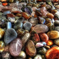 Our free guide to rock tumbling is an excellent place to start if you are interested in turning your rough rocks into shiny gemstones.This guide is aimed at leading a beginner through every step o