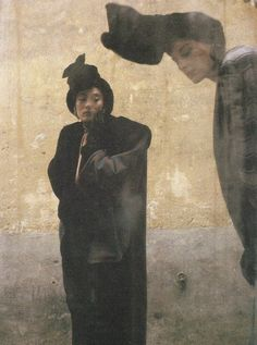 """Carnaval"" by Deborah Turbeville for Vogue U.S, 1984.    Found on…"