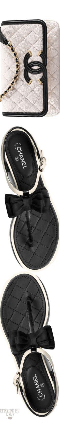 Chanel S/S 2017 Pre-Collection Handbags/