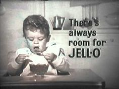 Jell-O Commercial 1964 -