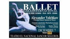 Alexander Volchkov - Principal Dancer Bolshoi de Moscú