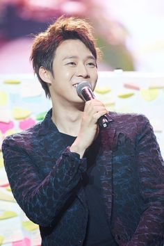 "JYJ member Yoochun will be making an appearance on the popular China show, ""Happy Camp"" at the end of this month. http://www.kpopstarz.com/tags/jyj"