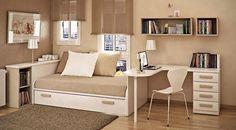 Soluciones para decorar espacios reducidos