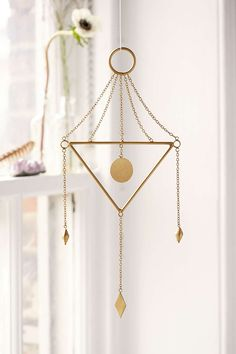 Magical Thinking Ceres Decorative Triangle - Urban Outfitters