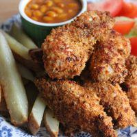 Baked KFC Style Chicken