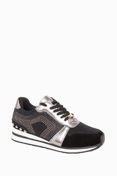 Studded Trainers Sneakers