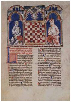 Alfonso X Book of Games. 19