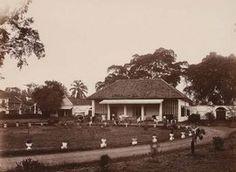 Koningsplein, ca. 1880
