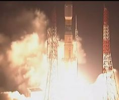 Japan - It's A Wonderful Rife: Japan Launches Unmanned Rocket To ISS