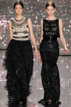 Naeem Khan fall winter 2012 2013