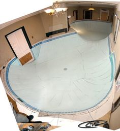 I would love to skate this pool =)