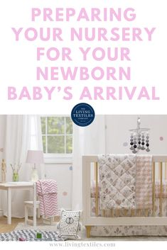 Preparing Your Nursery for Your Newborn Baby's Arrival Fit Pregnancy, Pregnancy Workout, Baby Layette, Baby Care Tips, Empty Room, Baby Arrival, Baby Needs, Swaddle Blanket, Baby Products