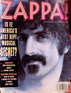 Spencer Chrislu quote inside Eric Clapton Unplugged, The Beatles Live, George Duke, Punk Poster, Paul Weller, Vinyl Cd, Frank Zappa, Music Magazines, Musica