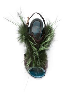 Fendi Bag Bugs Sandals - Pozzilei - Farfetch.com