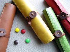 Mini Roll-pencase 3,675jpy