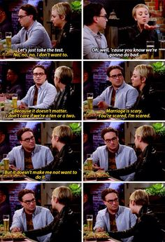 The Big Bang Theory ~ Leonard & Penny Big Bang Theory Quotes, Big Bang Theory Funny, Leonard And Penny, How I Met Your Mother, Best Tv, Funny People, Funny Photos, Bigbang, Movies And Tv Shows
