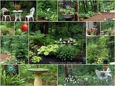 Gardening a labor of possibilities restoring balance, relaxation, harmony and contentment...that is Nature's intention.