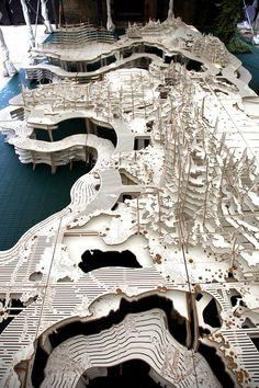 Worldscape | Atmos Studio | Archinect