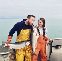 Drifters Fish is made up of two awesome people, Nelly & Michael Hand, who are passionate about providing sustainable, wild-caught salmon to anyone and everyone. With Guemes Island as their home...
