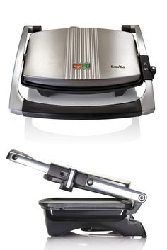 Breville 3 Slice Café Style Sandwich Press http://www.breville.co.uk/products/sandwich-toasters/breville-cafe-style-sandwich-press.html